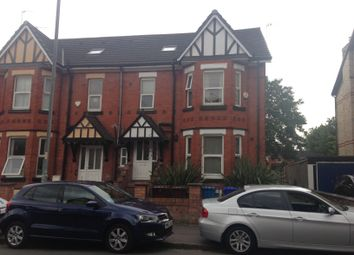 Thumbnail 11 bedroom shared accommodation to rent in Everett Road, Manchester