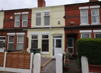 Thumbnail 2 bed terraced house for sale in Mather Road, Prenton, Merseyside