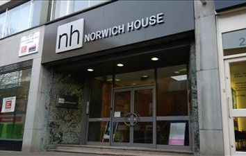 Thumbnail Office to let in Norwich House, 26 Horsefair Street, Leicester, Leicestershire