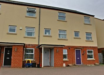 Thumbnail 3 bed terraced house for sale in Lancaster Gate, Upper Cambourne, Cambourne, Cambridge