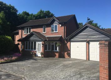 Thumbnail 4 bed detached house for sale in Castle Hills Drive, Castle Bromwich, Birmingham