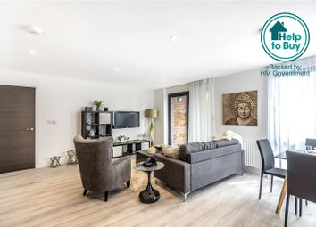 Thumbnail 3 bed flat for sale in La Reve, 19 High Street, Wealdstone, Harrow