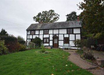 Thumbnail 3 bed detached house for sale in Chockbury Lane, Cradley, Malvern
