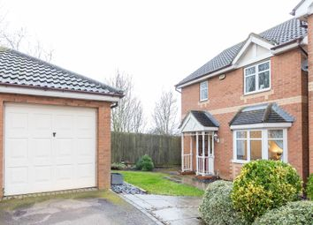 Thumbnail 3 bed detached house for sale in Malvern Close, Wellingborough