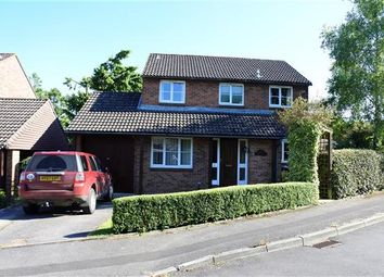 Thumbnail 4 bed detached house for sale in The Oaks, Common Mead Lane, Gillingham