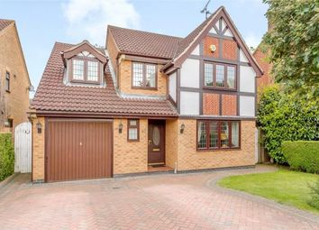 Thumbnail 5 bed detached house for sale in 41 Huntsmans Gate, South Bretton, Peterborough