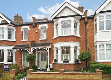 Thumbnail 5 bed terraced house to rent in Melbourne Road, London