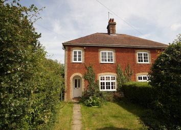 Thumbnail 3 bed cottage for sale in Church Road, Knodishall, Saxmundham