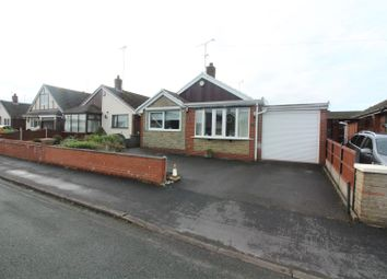 Thumbnail 3 bed detached bungalow for sale in Barlstone Avenue, Blythe Bridge, Stoke-On-Trent