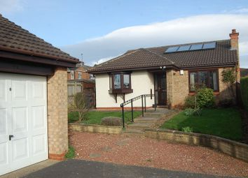 Thumbnail 3 bed detached bungalow for sale in Crestbrooke, Northallerton
