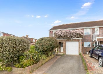 Queen Victoria Avenue, Hove BN3. 3 bed end terrace house for sale