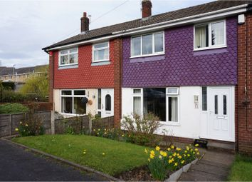 Thumbnail 2 bed terraced house for sale in Newhouse Close, Wardle