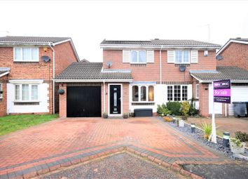 Thumbnail 2 bed semi-detached house for sale in Brackenbeds Close, Chester Le Street