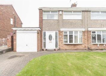 3 bed semi-detached house for sale in Kesteven Road, Hartlepool TS25