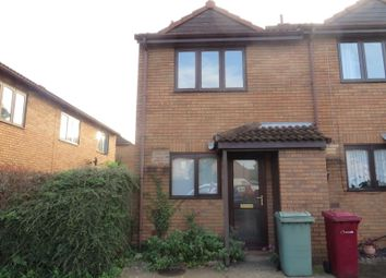 Thumbnail 2 bed semi-detached house to rent in Mackender Court, Scunthorpe