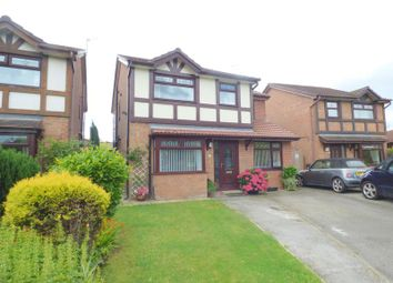 Thumbnail 5 bed detached house for sale in Barlow Fold Road, Stockport