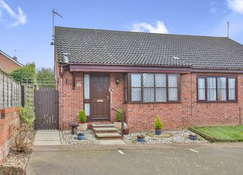 Thumbnail 2 bedroom semi-detached bungalow for sale in Green Court, Fakenham