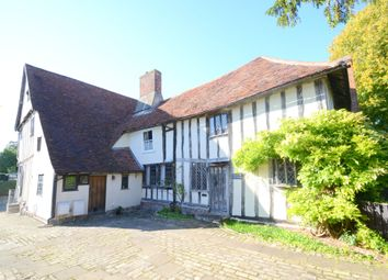 Thumbnail 3 bed semi-detached house to rent in Shilling Street, Lavenham, Sudbury