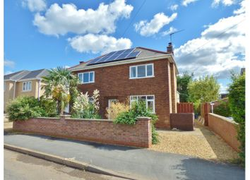 Thumbnail 4 bed detached house for sale in Hallcroft Road, Whittlesey, Peterborough