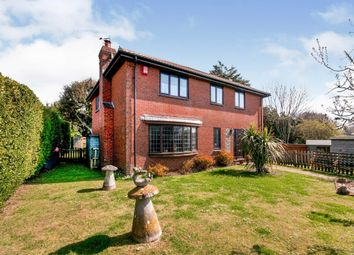 Eastbourne Road, Seaford BN25. 4 bed detached house for sale