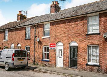 Thumbnail 2 bedroom terraced house for sale in Water Lane, Ospringe, Faversham