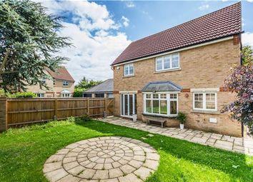 Thumbnail 3 bedroom detached house for sale in Brenda Gautrey Way, Cottenham, Cambridge