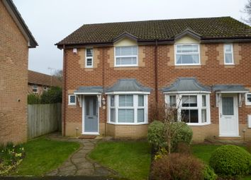 Thumbnail 2 bed semi-detached house to rent in Valley Side, Liphook