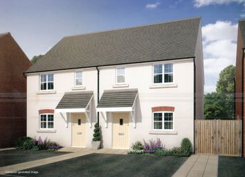 Thumbnail 3 bed semi-detached house for sale in Colton Road, Shrivenham, Swindon