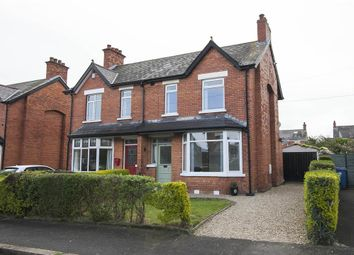 Thumbnail 3 bedroom semi-detached house for sale in 24, Blenheim Drive, Belfast