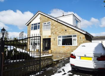 Thumbnail 4 bed detached house for sale in Common Road, Low Moor, Bradford