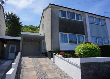 Thumbnail 2 bed semi-detached house for sale in Kennel Hill Close, Plympton, Plymouth
