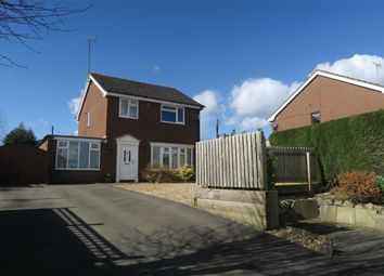 Thumbnail 4 bed detached house for sale in Chapel Lane, Kingsley Holt, Stoke-On-Trent