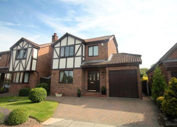 Thumbnail 3 bed detached house for sale in Fosters Close, Southport