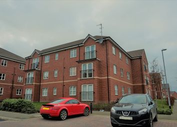 Thumbnail 2 bed flat for sale in 14 Scampston Drive, Wakefield