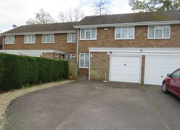 Thumbnail 3 bed terraced house for sale in St Evox Close, Rownhams, Southampton