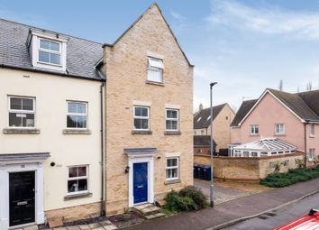 4 bed end terrace house for sale in Signal Road, Ramsey, Huntingdon PE26