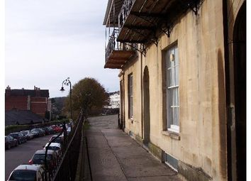 Thumbnail 1 bedroom flat to rent in Royal York Crescent, Bristol