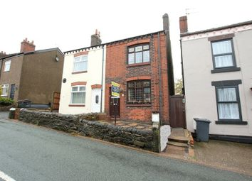 Thumbnail 2 bed semi-detached house for sale in Chapel Lane, Harriseahead, Stoke-On-Trent