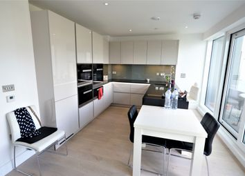 Thumbnail 2 bed flat to rent in 5 Central Ave, London