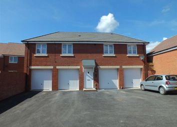 Thumbnail 2 bed flat to rent in Ferris Way, Hilperton, Trowbridge, Wiltshire