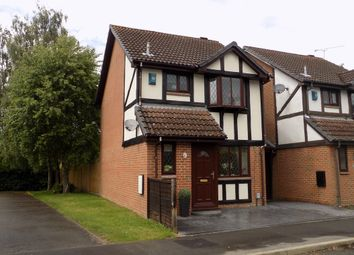Thumbnail 3 bedroom link-detached house for sale in Ryves Avenue, Yateley
