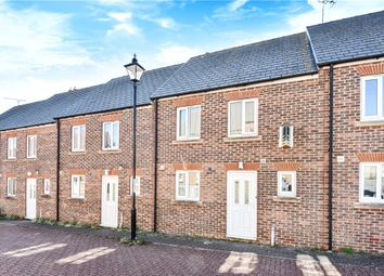 Thumbnail 2 bed terraced house for sale in Lornton Walk, Dorchester, Dorset
