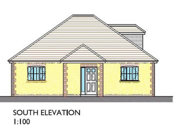 Thumbnail 3 bed detached house for sale in Plot 6, Bell View, Cross Houses