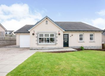 Thumbnail 3 bed detached bungalow for sale in Greenhall Avenue, Insch