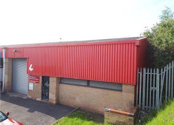 Thumbnail Light industrial to let in Unit 4, Eastgate, Worksop, Nottinghamshire
