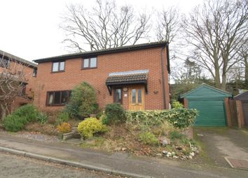 Thumbnail 4 bed detached house for sale in Blakeney Close, Eaton, Norwich