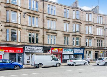 Thumbnail 3 bed flat for sale in Clarkston Road, Glasgow