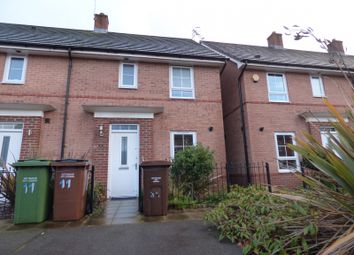 Thumbnail 3 bed property to rent in Breckonshire Gardens, Basford, Nottingham