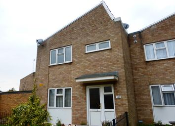 Thumbnail 3 bed property to rent in Kesteven Walk, Peterborough