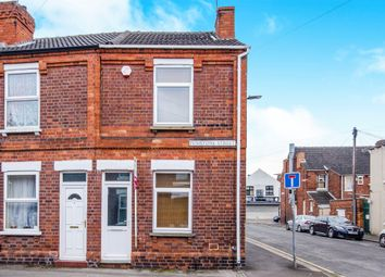 Thumbnail 2 bedroom end terrace house for sale in Penistone Street, Doncaster, Doncaster